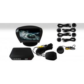 Sensor de retroceso con camara y pantalla lcd marca QUALITY