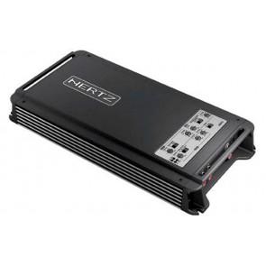 Amplificador de 05 canales marca HERTZ modelo HDP5