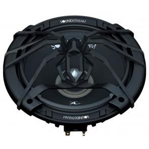 """MEDIO RANGO de 6"""" marca SOUNDSTREAM modelo SM.654N (250RMS) Neodimio"""