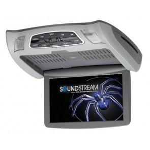 """Pantalla de techo de 10.3"""" con DVD marca SOUNDSTREAM modelo VCM-103DMH (HDMI-USB-SD)"""