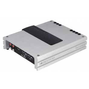 AMPLIFICADOR de 2 canales marca SOUNDSTREAM  modelo TN2.600D Tarántula Nano claseD (200x2 o 600x1)