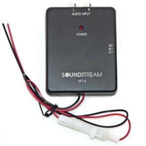 Modulador FM marca SOUNDSTREAM modelo EFM-02