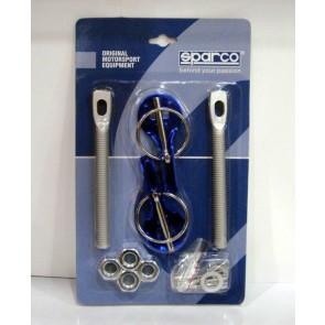 Hood Pin de maletera de acero marca SPARCO