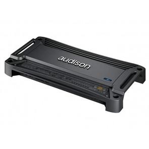Amplificador  de 4 canales marca AUDISON modelo SR4