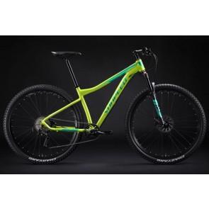 "Bicicleta Montañera SUNPEED modelo RULE aro 29"" talla L (Verde)"
