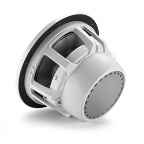 "SUBWOOFER Marino de 10"" con rejilla Blanca marca JL AUDIO  modelo MX10IB3-CG-TB/WH"