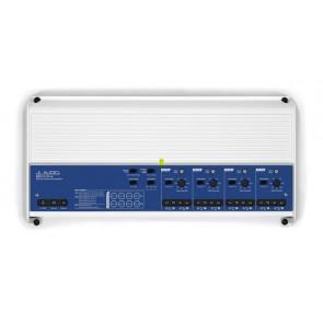 Amplificador de 8 canales marca JL AUIDO LINEA MARINA modelo  M800/8V2