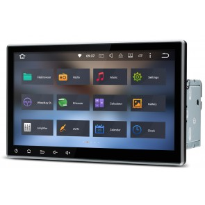"Autoradio de ultima generación 2DIN Universal con DVD Marca XTRONS, pantalla 10"", Procesador 8 Nucleos, Android 8.0 con GPS-BT-USB-WIFI-Camara Retro (EN STOCK)"