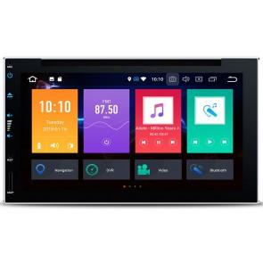 "Autoradio de ultima generacion 2DIN Universal con DVD marca XTRONS, pantalla tactil de 6.95"" procesador 8 Nucleos, Android 8, con GPS-BT-USB-SD-WIFI-Camara Retro (Importacion 7D)"