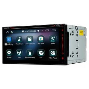 Autoradio de ultima generación 2DIN Universal con DVD Marca XTRONS, pantalla 6.95