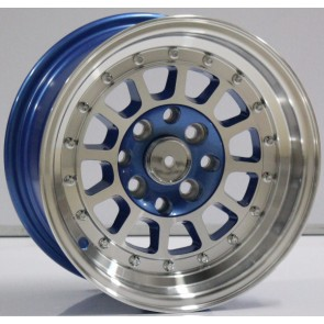 """Juego de aros marca VARELOX WHEELS  modelo V0044  mf/ml-br - 13"""" - 8H - AUTOS"""