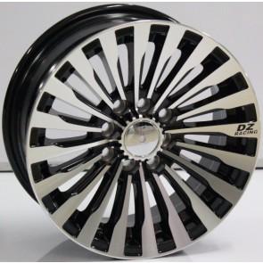 """Juego de aros marca VARELOX WHEELS  modelo V0050 mf/ml-bl - 14""""x6.0"""" - 8H - AUTO"""