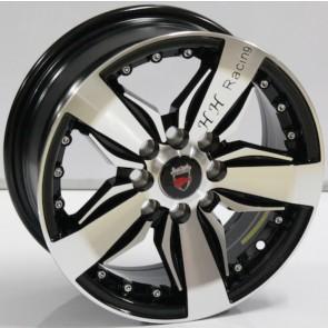 """Juego de aros marca VARELOX WHEELS  modelo V0051  b-p - 14""""x6.0"""" - 8H - AUTO"""