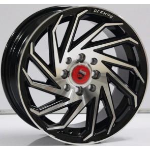 """Juego de aros marca VARELOX WHEELS  modelo V0057  mf/ml-b - 15""""x7.0"""" - 8H - AUTO"""
