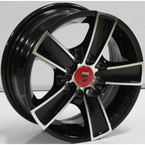 """Juego de aros marca VARELOX WHEELS  modelo V0104  b-p - 13""""x5.5"""" - 8H - AUTO"""