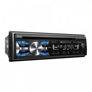 Equipo de 1DIN ,MP3, USB,BLUETOOTH marca SOUNDSTREAM modelo VCD-21B