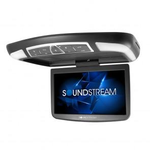 """Pantalla para techo de 13.8"""" con DVD marca SOUNDSTREAM modelo VCM-138H"""