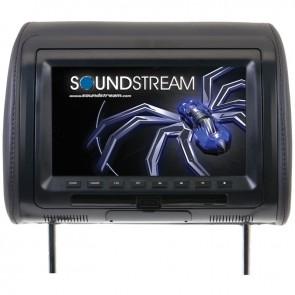 """PANTALLA (Monitor) de 9"""" para cabecera con DVD  marca SOUNDSTREAM  modelo VHD-90AC (UNIDAD)"""