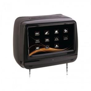 """Cabecera con pantalla con DVD de 9"""" Touchscreem marca SOUNSTREAM modelo VHD-99"""