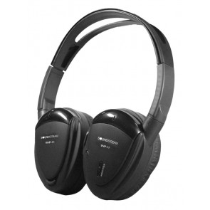 AURICULARES (Headphones) IR inalámbricos  marca SOUNDSTREAM  modelo VHP-11