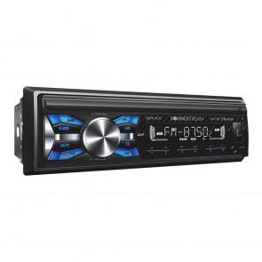 Equipo de 1 DIN, USB, BLUETOOH marca SOUNDSTREAM modelo VM-21B