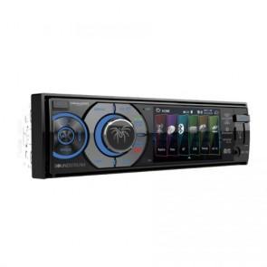 Equipo de 1DIN con pantalla LCD 3.4 con lector DVD marca SOUNDSTREAM modelo VR-345B