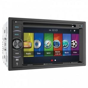 """Equipo DVD marca SOUNDSTREAM modelo VRN-64HB Doble DIN (Pantalla de 6,4"""", GPS, Bluetooth, USB, SD, Mp3, Mp4)"""