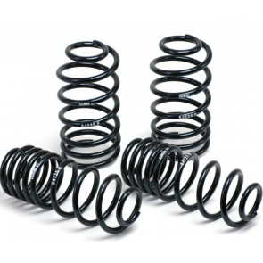 Set de resortes H&R (Alemanes) para VW GOLF MK4, MK5, MK6, GOLF GTI, SEAT LEON MK1 MK2