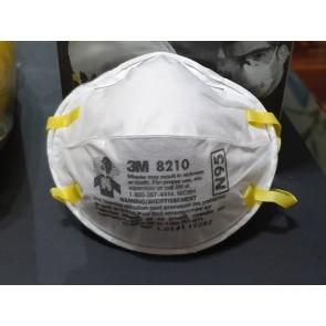 Mascarilla Respirador 3M N95 modelo 8210 (PACK X 3) - AMERICANO