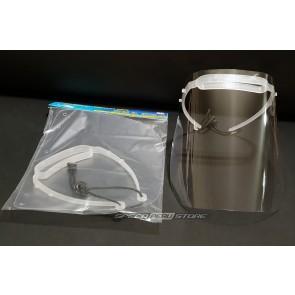 Protector facial de 600 micras- fijo - material policarbonato