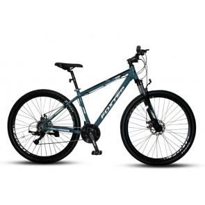 """Bicicleta FOXTER modelo FT401 aro 29"""" (Cian)"""