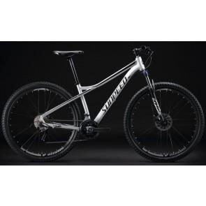 "Bicicleta Montañera SUNPEED modelo ONE aro 29"" talla L (Gris con Negro)"