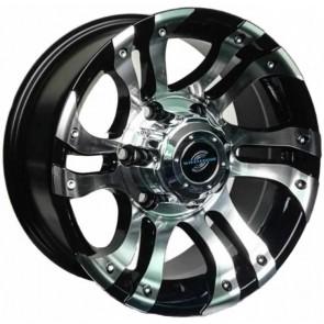 """Juego de aros marca WHEELEGEND  modelo WL-625-07  mb - 15""""x7.0"""" - 6x139.7 - Camioneta"""