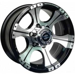 """Juego de aros marca WHEELEGEND  modelo WL-639-14  mb - 16""""x8.0"""" - 6H - Camioneta"""