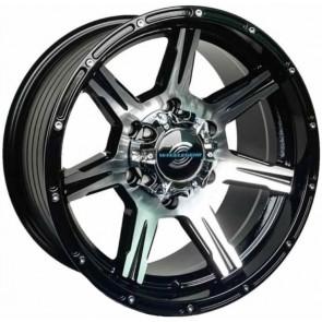 """Juego de aros marca WHEELEGEND  modelo WL-LGS03-01  mb - 16""""x8.0"""" - 6H - Camioneta"""