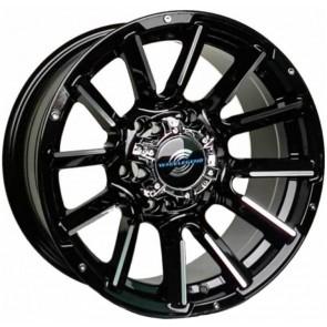 """Juego de aros marca WHEELEGEND  modelo WL-LGS23-05  mb - 16""""x8.0"""" - 6H - Camioneta"""