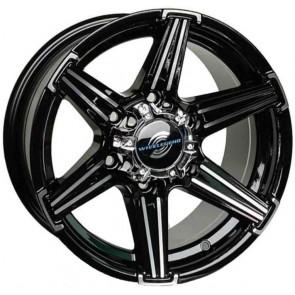 """Juego de aros marca WHEELEGEND  modelo WL-LGS26-01  mb - 15""""x8.0"""" - 6x139.7 - Camioneta"""