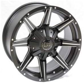 """Juego de aros RPC Wheels  modelo XH822  mb - réplica - 17""""x8.5"""" - 6x139.7 - Camioneta"""