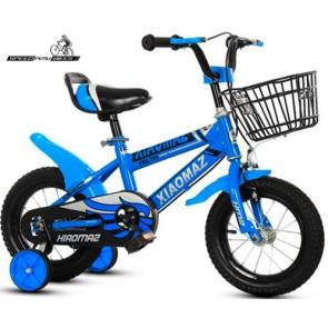 """Bicicleta para niños XIOMAZ modelo BMX aro 14"""" (Azul)"""