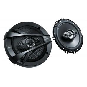 """Parlantes coaxiales de 5 vías (6,3"""") marca SONY modelo XS-N1650"""