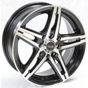 """Juego de aros marca VARELOX Wheels  modelo Y3113  b-p - 14""""x6.0"""" - 4x100 (8h)"""
