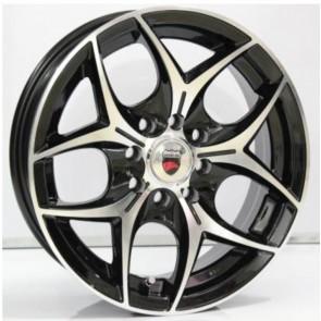 """Juego de aros marca VARELOX Wheels  modelo Y3206  b-p - 15""""x6.5"""" - 4x100 (8h)"""