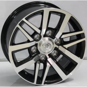 """Juego de aros RPC Wheels  modelo Y7229  b-p - Réplica - 15""""x6.5"""" - 6x139.7 - Camioneta"""