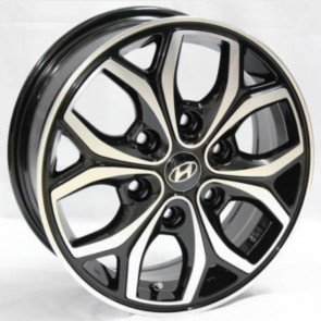 """Juego de aros RPC Wheels  modelo Y7884  b-p - réplica - 16""""x6.5"""" - 6x139.7"""
