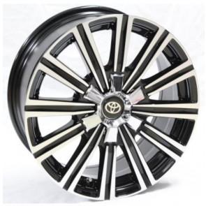 """Juego de aros RPC Wheels  modelo Y7887  b-p - réplica - 17""""x7.5"""" - 6x139.7 - Camioneta"""