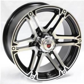 """Juego de aros marca VARELOX Wheels  modelo Y8506  b-p - 17""""x8.0"""" - 6x139.7 - Camioneta"""