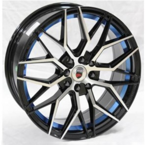 "Juego de aros marca VARELOX Wheels  modelo Z236A  b1 su+b4 - 15""x6.5"" - 4x100 (8h)"