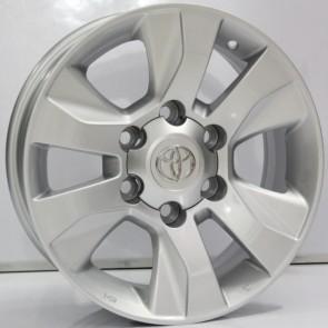 """Juego de aros RPC Wheels  modelo Z5088  s1 - réplica - 17""""x7.5"""" - 6x139.7 - Camioneta"""