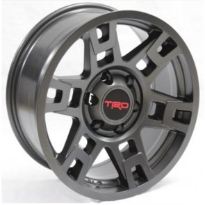"""Juego de aros RPC Wheels  modelo Z5090  gs1/m3 - réplica - 17""""x8.0"""" - 6x139.7 - Camioneta"""