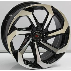 "Juego de aros marca VARELOX WHEELS  modelo F1066  b-p - 14""x6.0"" - 4x100 - AUTO"